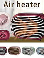 cheap -Mini Home Heating Fan Low Noise Warm Air Blower Portable Fan Heater Desktop Cartoon Heater For The Office and Home Winter