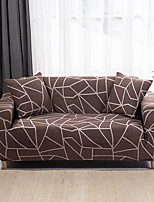 cheap -Line Print Sofa Cover Couch Cover Furniture Protector Soft Stretch Sofa Slipcover Spandex Jacquard Fabric Super Fit for 1~4 Cushion Couch and L Shape Sofa,Easy to Install