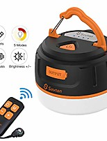 cheap -camping lights, rechargeable camping lantern with remote & power bank 6400mah, led tent light ultra bright for camping, hurricane emergency kits