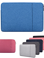 cheap -11.6 Inch Laptop / 12 Inch Laptop / 13.3 Inch Laptop Sleeve / Satchel / Tablet Cases Polyester Textured / Plain for Men for Women for Business Office Waterpoof Shock Proof