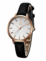 cheap -sk women watch wrist watches for women,japanese quartz wrist watch, ladies business watch, leather band watch