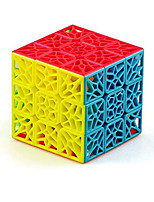 cheap -Speed Cube Set 1 pcs Magic Cube IQ Cube QIYI 3*3*3 Speedcubing Bundle 3D Puzzle Cube Stress Reliever Puzzle Cube Stickerless Smooth Office Desk Toys DNA Cube Kid's Adults Toy Gift