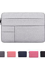 cheap -11.6 Inch Laptop / 12 Inch Laptop / 13.3 Inch Laptop Sleeve / Tablet Cases Oxford Fabric Textured / Plain for Men for Women for Business Office Waterpoof Shock Proof