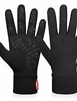 cheap -anqier running gloves touch screen gloves lightweight warm liner winter gloves men women
