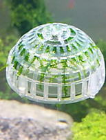 cheap -Media Moss Ball Filter Aquarium Decoration Live Plants fish Tank for Fish tank Aquatic Pets Balls Ornaments Suspended ball