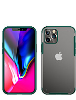 cheap -Case  iPhone 11  Shockproof / Transparent Back Cover Transparent TPU For iPhone 11 Pro / 11 Pro Max