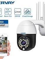 Недорогие -1080p ptz ip-камера беспроводная Wi-Fi скоростная купольная камера безопасности панорамирование и наклон 4-кратное цифровое увеличение Wi-Fi на открытом воздухе 2-мегапиксельная сеть видеонаблюдение