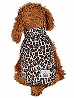 cheap -pet clothes puppy round neck shirt two-legged clothes leopard print,fashion soft cotton fleece pet security hoodie hooded clothes warm autumn winter coat puppy