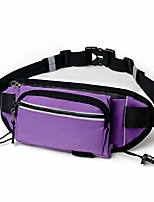 cheap -reflective run running pouch belt belts bag mens gym fanny waist pack packs waterproof jogging phone workout small bags to exercise water holder light for hiking men accessories women iphone 7 purple