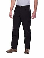 cheap -Hiking Pants Trousers Outdoor Breathable Quick Dry Sweat-wicking Wear Resistance Cargo Pants Bottoms Black Camping / Hiking Hunting Fishing S M L XL XXL