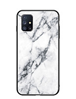 cheap -Case For Samsung Galaxy S20 S20 Plus S20 Ultra Pattern Back Cover Marble PC Case For Samsung Galaxy M31 M80S M60S A91 S10 S10 5G S10 Plus S10e S9 S9 Plus Note 10 Lite Note 10 Plus Note 10 S10 Lite