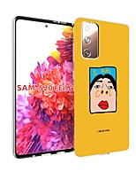 cheap -Case For Samsung Galaxy S20 FE Ultra-thin Pattern Back Cover Word Phrase TPU Soft Galaxy S20 Plus Note 20 Ultra Note 10 Plus A11 A21S A31 A41 A51 A71 A81 A91