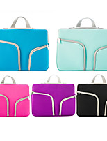 cheap -11.6 Inch Laptop / 13.3 Inch Laptop / 15.6 Inch Laptop Sleeve / Briefcase Handbags Polyester Novelty / Textured for Men for Women for Business Office Waterpoof Shock Proof