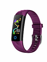 cheap -X8 0.96in Color Screen IP68 Waterproof Smart Bracelet  Heart Rate Monitor Smart Watch mi band