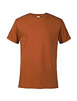 cheap -delta men's magnum short sleeve tear away tee, austin, l