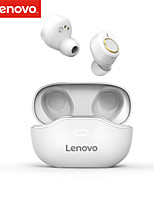 cheap -Lenovo X18 TWS Earphone Wireless Bluetooth 5.0 Super Light Earplug Long battery Touch Keys Headset Sweatproof Sports Earbuds