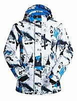 cheap -men's waterproof ski snowboarding jacket windproof snow snowboard coat and pants set