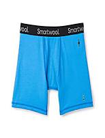 cheap -men's merino sport 150 boxer brief boxed ocean blue small mens