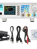 cheap -JDS6600 30MHz Digital LCD Arbitrary Wave DDS Signal Generator Pulse Signal Source Meter 200MSa/s 12 bits