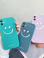 cheap -Case For iPhone 11 Shockproof / Dustproof Back Cover Solid Colored / Cartoon TPU For Case iphone 11 Pro/11 Pro Max/7/8/7P/8P/SE 2020/X/Xs/Xs MAX/XR