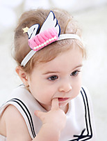 cheap -1pcs Toddler Girls' Sweet Animal Hair Accessories White / Yellow / Wine