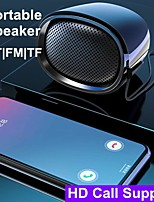 cheap -Bluetooth Woofer Speaker Portable Wirelesss HiFi Stereo Mini Subwoofer Speaker HD Hands Free Calling FM Radio TF Card