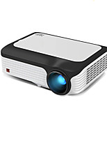 cheap -Full HD 1080P Home Theater Game Movie Portable LED Mini Projector for 3D 4K Cinema