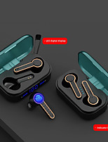 cheap -LITBest Wireless Earbuds Bluetooth Earphones Headphones 5.0 True TWS in-Ear Earbuds Mini Headset 3D Stereo Sound Sport Earpiece LX_T19