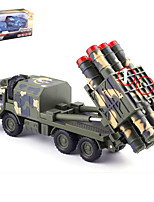 cheap -Alloy Missile Truck Toy Car Pull Back Vehicle Simulation All Adults Kids Car Toys