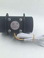 cheap -Water flow sensor Industrial flow meter G1.5 Water Flow Flowmeter Counter Hall Sensor Switch Meter G1.5 DN40 5-150L/min