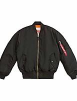 cheap -men's ma-1 blood chit flight jacket (xl, black)