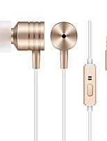 cheap -Dual Drive Bekabelde Stereo Oortelefoon In-Ear Sport Headset Hifi Met Mic Mini Oordopjes Oortelefoon Voor