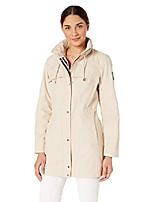 cheap -women's lighterweight coat jacket, sandcastle, medium