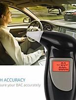 cheap -Car Blowing Alcohol Tester Portable Car Alcohol Detector Car Dual-use High-precision Digital Display