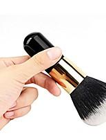 cheap -powder brush cosmetic beauty blush makeup powder makeup brushes for women (black)