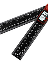 cheap -200mm Digital Instrument Angle Inclinometer Angle Digital Scale Goniometer Protractor Electronic Angle Detector