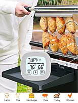 cheap -Digital Kitchen Food Meat Oven Thermometer BBQ Thermometer with Timer Thermometer for Water Milk Kitchen Tools