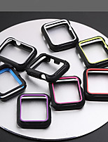 cheap -Cases For Apple Watch Series 6 / SE / 5/4 44mm / Apple Watch Series 6 / SE / 5/4 40mm / Apple Watch Series 3/2/1 38mm TPU Compatibility Apple