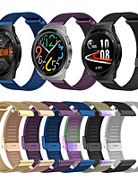 cheap -Metal Milanese Strap for Huawei Watch GT2 / GT 2e / GT / Honor Magic Watch 2 46MM 42MM Watch Band Stainless Steel Bracelet Watchband Quick Release 20mm 22mm