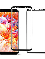 cheap -[2 pack] galaxy s8 plus screen protector,9h hardness anti-scratch protective film,[full screen coverage] for samsung galaxy s8 plus