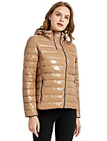 cheap -Hiking Jacket Winter Outdoor Thermal Warm Windproof Breathable Camping / Hiking Hunting Fishing Light Blue Navy ArmyGreen Local gold Black