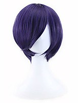 cheap -tokyo ghoul cosplay wig, anime character synthetic hair wig for halloween party(touka kirishima)