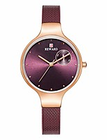 cheap -japanese quartz women wrist watch with slim stainless steel strap design,simple and elegant,fashion gift for girls