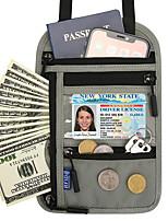 cheap -Passport Holder & ID Holder Crossbody Bag Neck Wallet Large Capacity Waterproof Anti-theft RFID Blocking Casual Traveling Nylon Fashion Gift For Men and Women