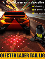 cheap -S-08 Car And Motorcycle Taillights Project Multiple Patterns Shooting star Etc Laser Light Foglight Strong Penetrability Safety 5 Patterns To Choice