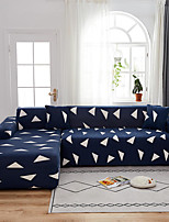 cheap -Triangle 1-Piece Sofa Cover Couch Cover Furniture Protector Soft Stretch Sofa Slipcover Spandex Jacquard Fabric Super Fit for 1~4 Cushion Couch and L Shape Sofa,Easy to Install(1 Free Cushion Cover)