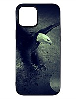cheap -Case For Apple iPhone 12 / iPhone 12 Mini / iPhone 12 Pro Max Frosted / Pattern Back Cover Animal TPU