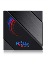 cheap -H96 Max Smart TV Box Android 10 2GB 4GB USB3.0 1080P H.265 60fps Google Voice Assitant Youtube 4K Smart TVbox 9.0 H96max