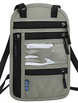 cheap -3 L Hiking Waist Bag Lightweight Rain Waterproof Outdoor Camping Nylon Lake Green Black Grey
