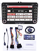 cheap -2 Din DVD-H Car MP5 Player  7 inch GPS Navigation Bluetooth FM Stereo Audio 12V